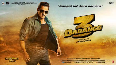 Dabangg 3 Movie Official Motion Poster | Salman Khan | Sonakshi Sinha | Prabhu Deva |