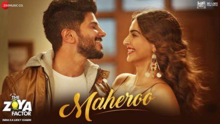 Maheroo - The Zoya FactorMovie | Sonam K Ahuja & Dulquer Salmaan | Yasser Desai | SEL