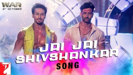 Jai Jai Shivshankar Song | War Movie | Hrithik Roshan | Tiger Shroff | Vishal & Shekhar ft, Vishal, Benny