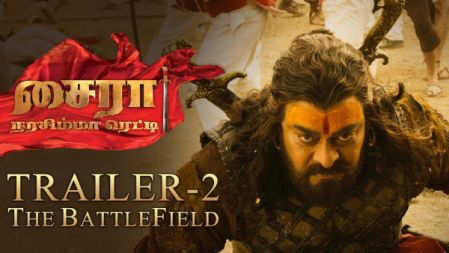 Sye Raa Movie Trailer 2 |Tamil | Chiranjeevi, Vijay Sethupathi | Ram Charan |Surender Reddy|