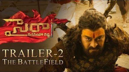Sye Raa Movie Trailer 2 | Telugu | Chiranjeevi, Ram Charan | Surender Reddy |