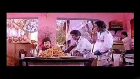 Goundamani Sathyaraj Food Comedy || Goundamani Sathyaraj Rare Comedy || Tamil Comedy