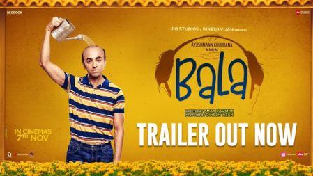 Bala Movie Official Trailer   Ayushmann Khurrana, Bhumi, Yami   Dinesh Vijan  