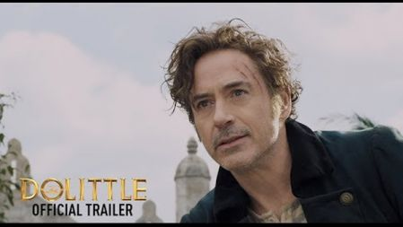 Dolittle  Movie Official Trailer |Robert Downey
