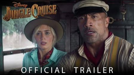 Disneys JUNGLE CRUISE Movie  Official Trailer