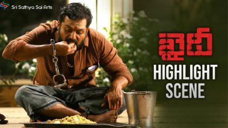 Kaithi - Movie Highlight Scene |Karthi | Sam CS | Lokesh Kanagaraj |