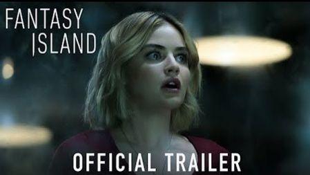 FANTASY ISLAND Movie Official Trailer | HD