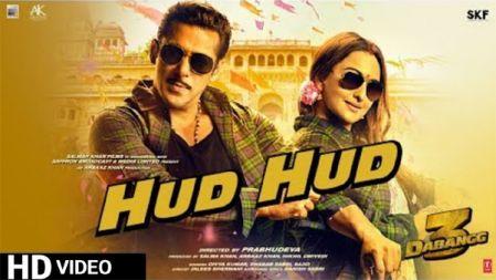Dabangg 3 - Hud Hud Video |Salman Khan | Sonakshi Sinha