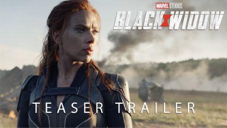 Marvel Studios - Black Widow Movie Official Teaser   Trailer