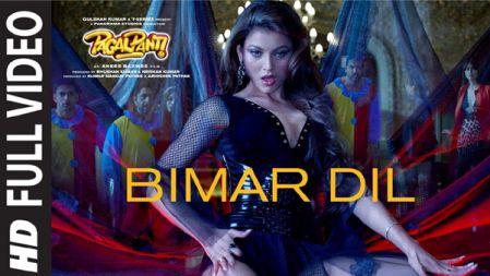 Pagalpanti - Bimar Dil Video Song |Urvashi,John,Arshad