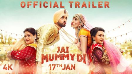 Jai Mummy Di Movie Official Trailer | Sunny Singh, Sonnalli Seygall