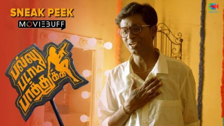 Pallu Padama Paathuka | Moviebuff Sneak Peek 01 | Attakathi Dinesh, Sanchita Shetty