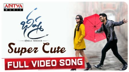 Bheeshma - Super Cute Full Video Song| Nithiin, Rashmika| Venky Kudumula | Mahati Swara Sagar