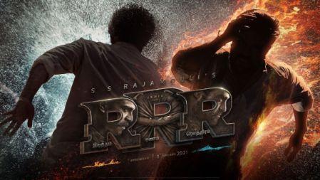 RRR Movie Motion Poster | Tamil | NTR | Ram Charan | Ajay Devgn | Alia Bhatt | Olivia Morris | Rajamouli