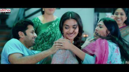 RangDe Movie Teaser   Nithiin, Keerthy Suresh   Venky Atluri   Devi Sri Prasad