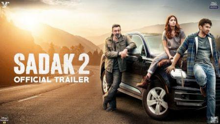 Sadak 2 Movie Official Trailer   Sanjay   Pooja   Alia   Aditya   Jisshu   Mahesh Bhatt
