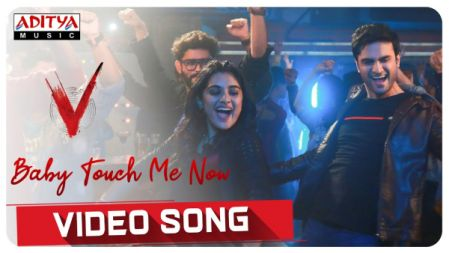 Baby Touch Me Now Video Song | V Songs | Nani, Sudheer Babu | Amit Trivedi