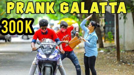 Prank Galatta | Madrasi | Prank video | Awarness video | independence's Day spl |
