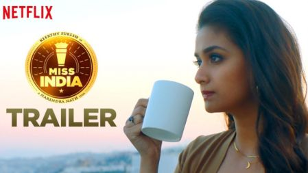 Miss India Movie Official Trailer | Keerthy Suresh |S Thaman | Narendra Nath
