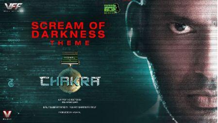 Chakra - Scream of Darkness Theme | Yuvan Shankar Raja | Vishal | Shraddha Srinath |Tanvishah
