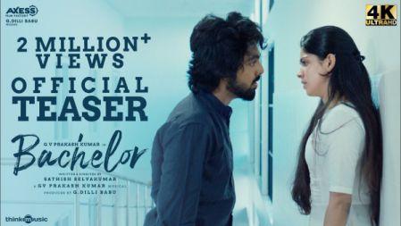 Bachelor Official Teaser | G.V. Prakash Kumar | Sathish Selvakumar | G Dillibabu