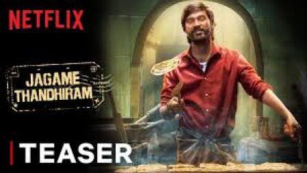 Jagame Thandhiram | Teaser | Dhanush, Aishwarya Lekshmi | Karthik Subbaraj | Netflix India