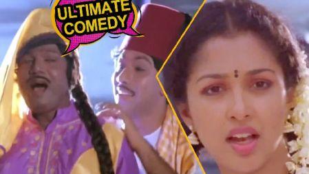 பாத�த�ட�டான�...பாத�த�ட�டான�... : Rickshaw Mama Comedy Collcetion   Goundamani Sathyaraj Comedy