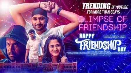 Friendship official Trailer | Harbhajan Singh, Arjun, Losliya, J Sathish Kumar | D.M.UdhayaKumar