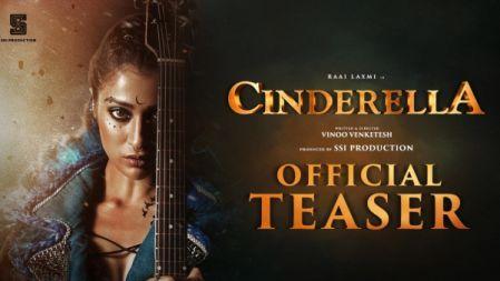 Cinderella -Official Trailer | Raai Laxmi | Sakshi Agarwal | Vinoo Venketesh | Ashwamithra