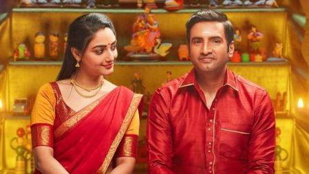 Sabhaapathy | Mayakkathe Maaya Kanna Lyric Video | Santhanam, Preeti Verma |Sam CS |R. Sirnivasa Rao