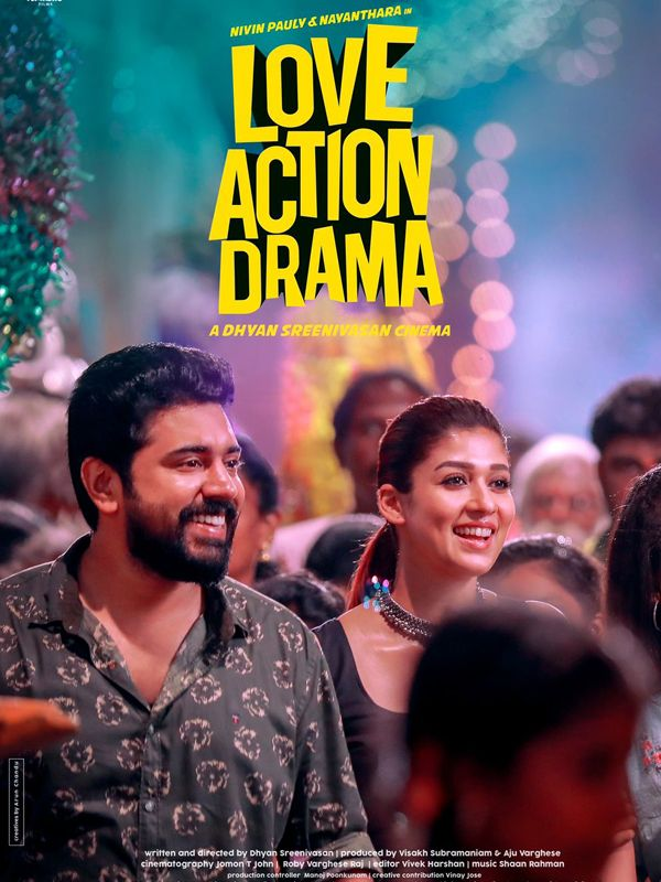 Love Action Drama Movie In Coimbatore, Theatres, Show Timing