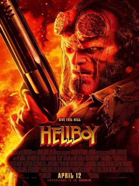 Hellboy in coimbatore