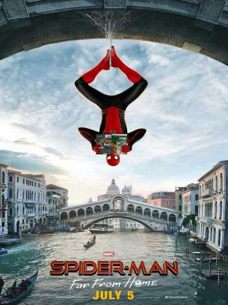 Spider-Man: Far From Home in coimbatore