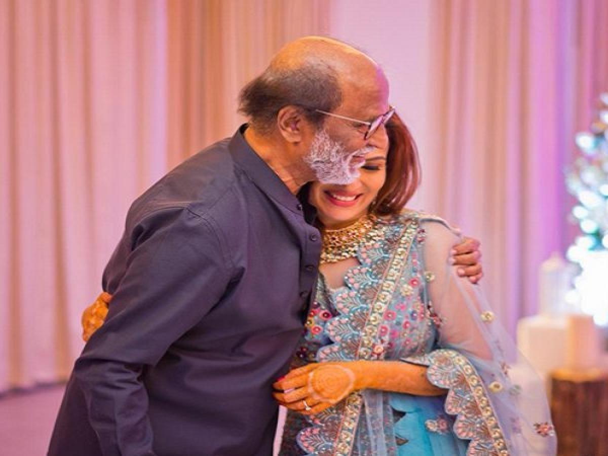 Soundarya Rajinikanth Wedding Photos