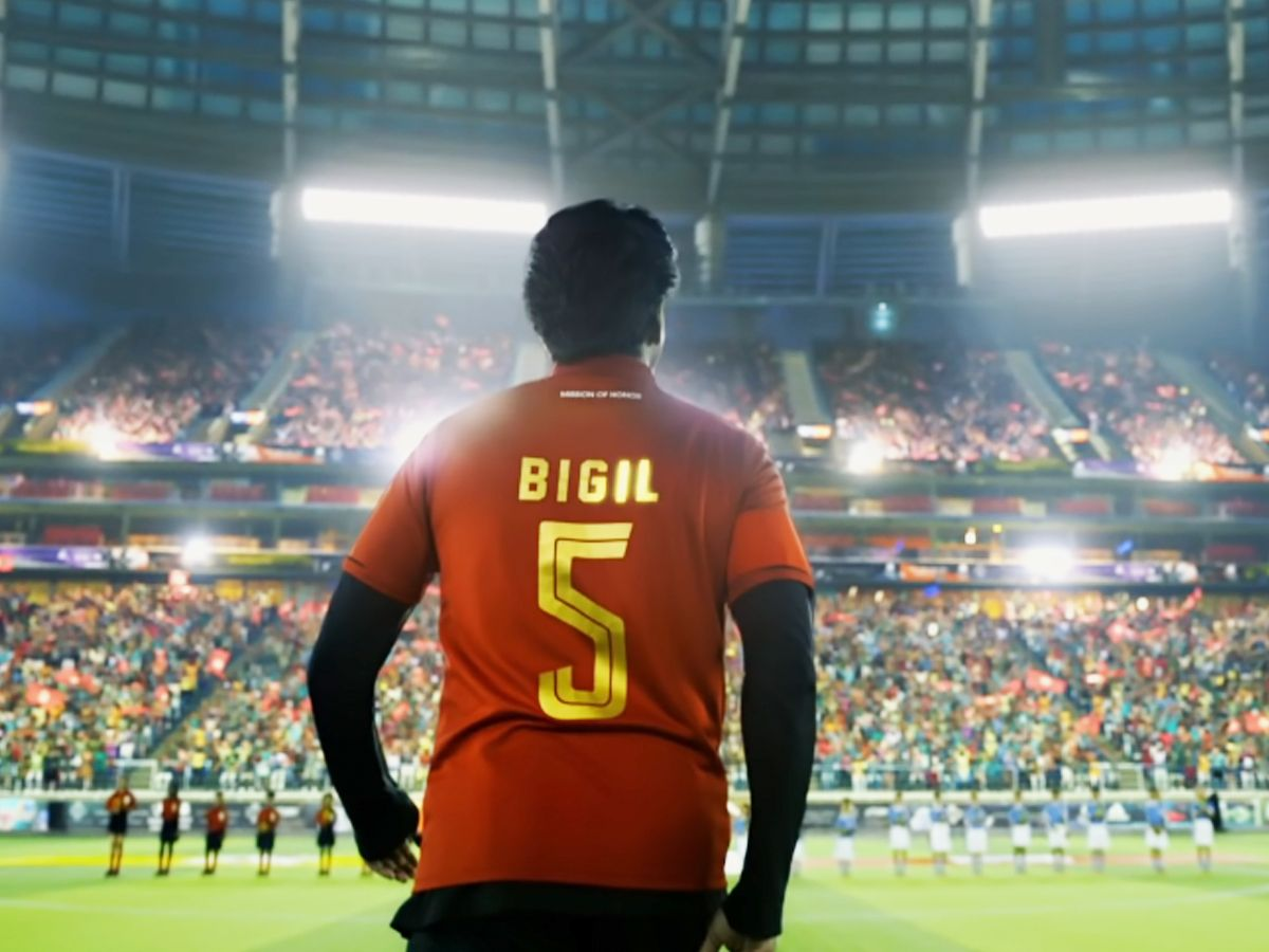 Bigil Movie New Posters & Images