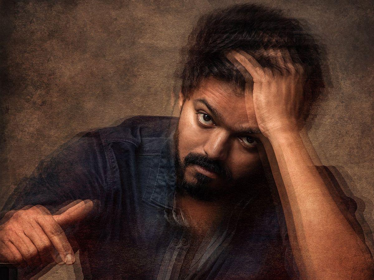Master Movie Posters | Vijay Master Movie