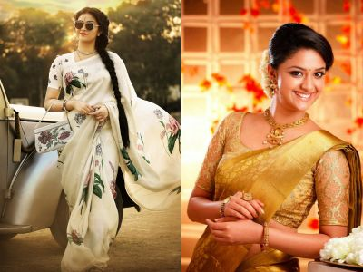 Keerthy Suresh All New HD Images