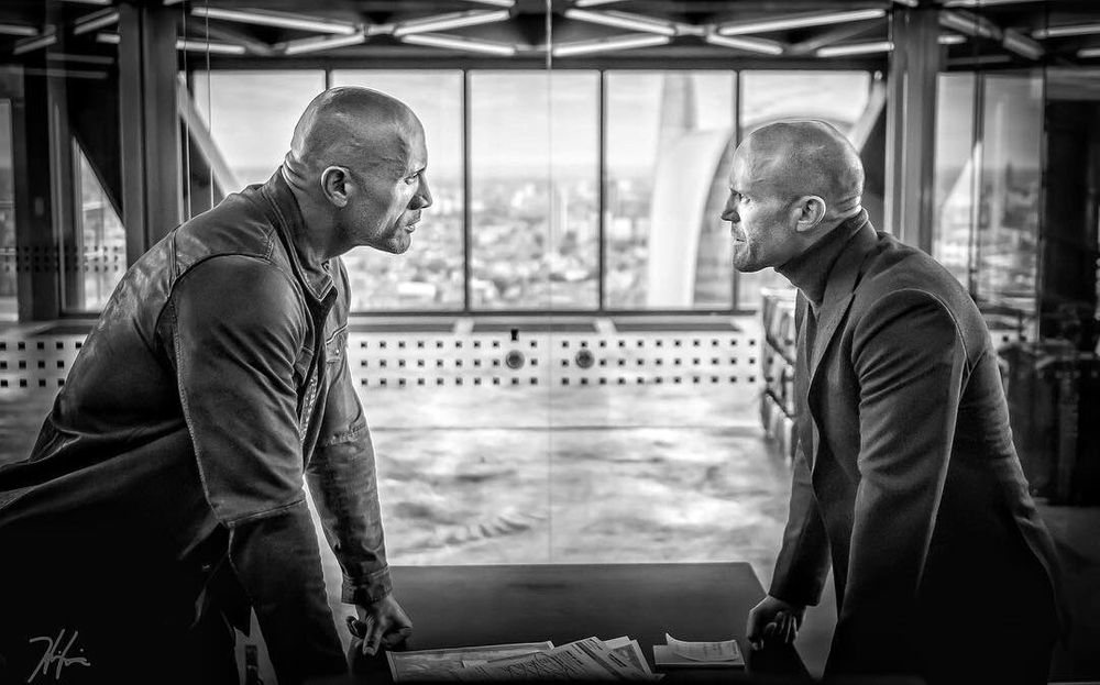Fast & Furious Presents: Hobbs & Shaw Images